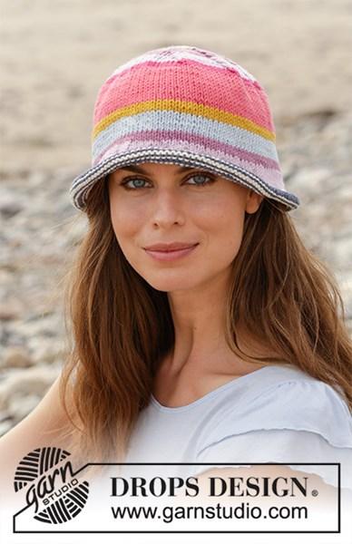 Breipatroon hoed