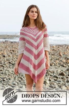 Haakpatroon extra lange trui ook als ....