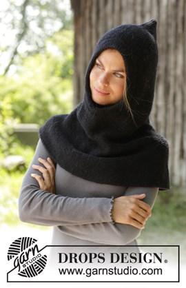 Breipatroon lawless, sjaal met ....