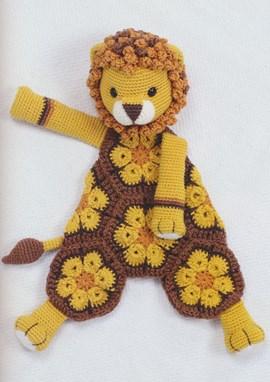 Knuffel-Leeuw