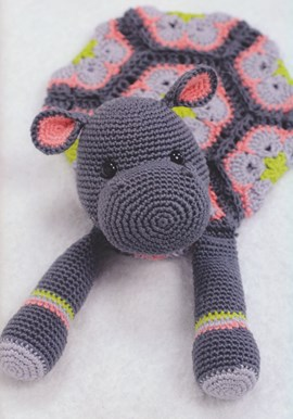 Knuffel-Nijlpaard