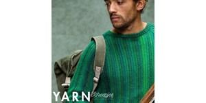 Haakpatroon Heren trui van andere kant
