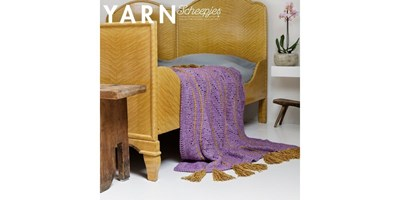 Haakpatroon Deken Oolong Blanket