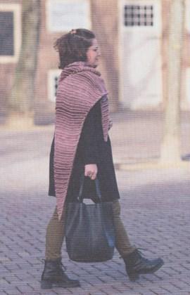 Sjaal Kronkelpad