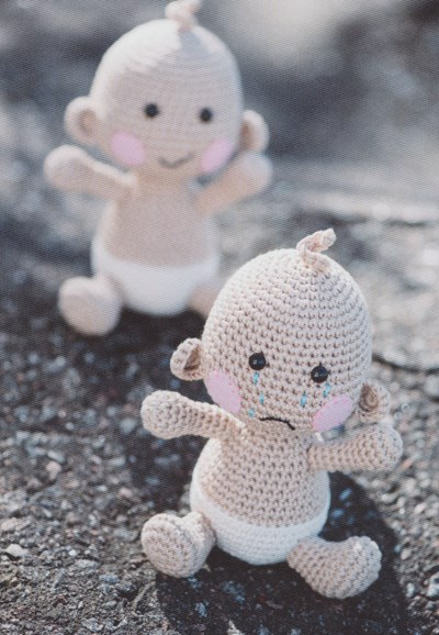 Haakpatroon Baby