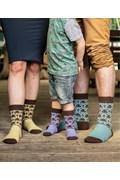 Breipatroon poopoo, sokken patroon met ....