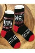 Breipatroon sokken hidden gem, stoere ....