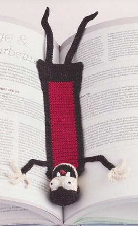 Boekenlegger Valentijn Vampier
