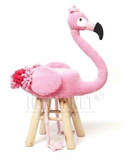 Flamingo kruk Flip