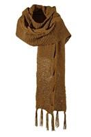 Sjaal met capicon