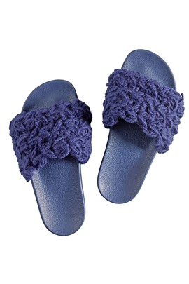 Haakpatroon slippers Friend Ships in ....