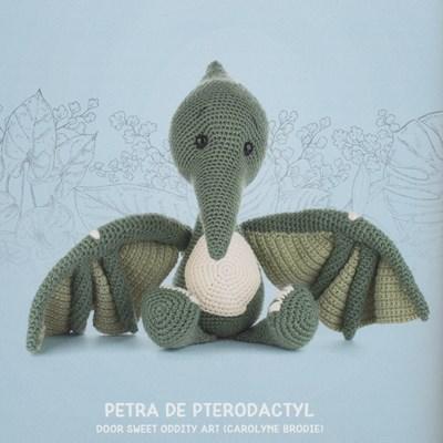 Haakpatroon Pterodactyl
