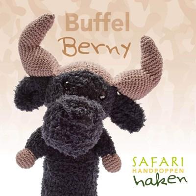 Haakpatroon Handpop Buffel