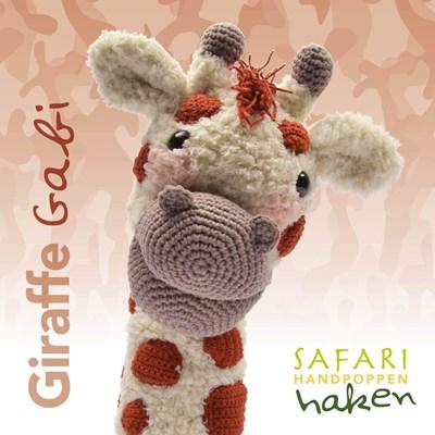 Haakpatroon Handpop Giraf
