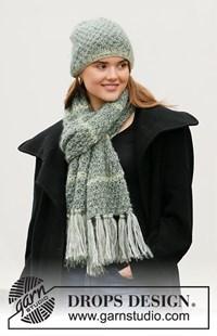 Sjaal met muts