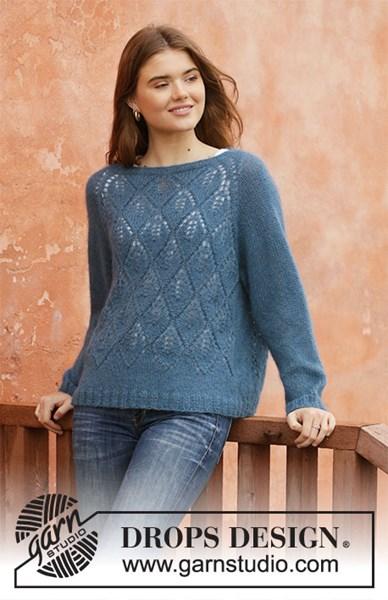 Breipatroon trui voor dames