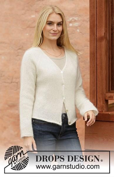 Breipatroon Vest voor dames