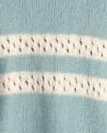 Breipatroon Meisjes trui van andere kant