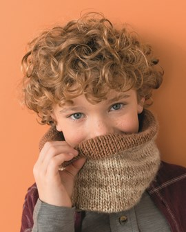Kinder sjaal / snood