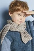 Phildar breipatroon smalle sjaal Telio ....
