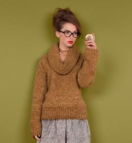 Heerlijk zachte trui met een ....