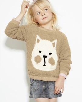 Kinder trui