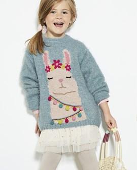 Meisjes trui