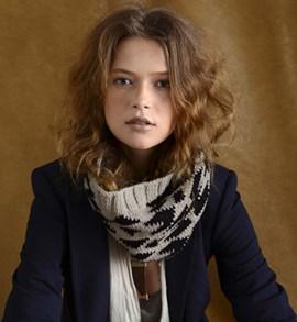 Snood-sjaal