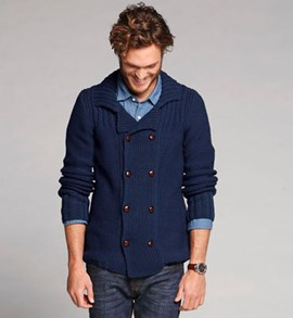 Caban Vest/Jacket