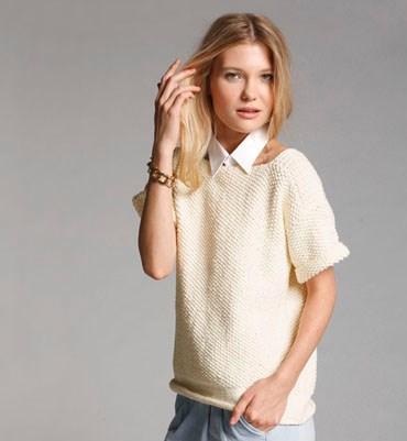 Breipatroon Trui Sweater