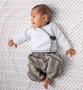 Baby wikkeltrui