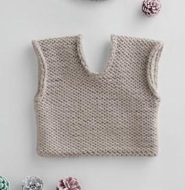Korte mouw trui