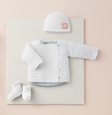 haakpatroon vest-voor-baby