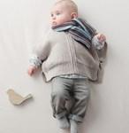 Poncho voor baby
