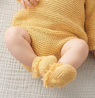 Breipatroon Baby broekje