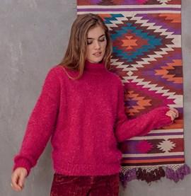 Breipatroon trui Mathilde, eenvoudig te ....