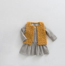 Vest Assia, bodywarmer voor kinderen in ....
