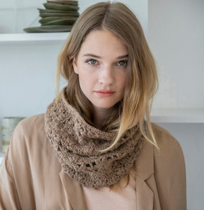 Haakpatroon Snood