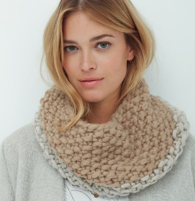 Breipatroon Snood