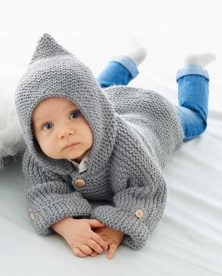 haakpatroon baby-jasje