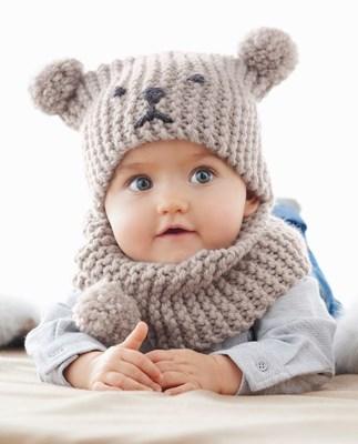 haakpatroon baby-muts