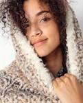 Haakpatroon Snood - sjaal en schouderwarmer van andere kant