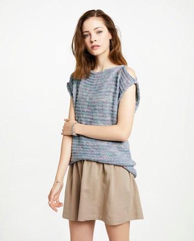 Breipatroon Shirt voor dames