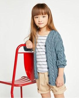 Vest voor meisje