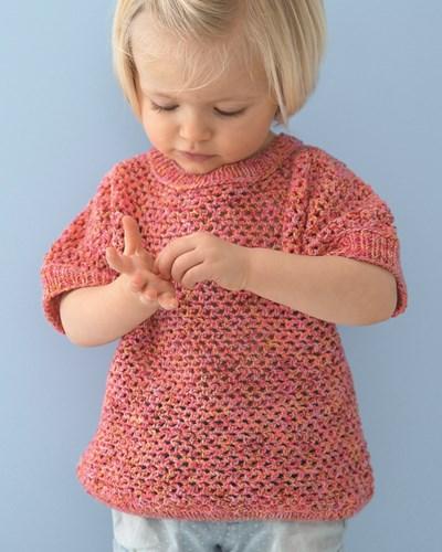 Breipatroon Meisjes shirt