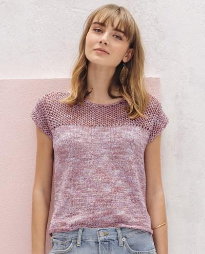 Breipatroon Dames hemd
