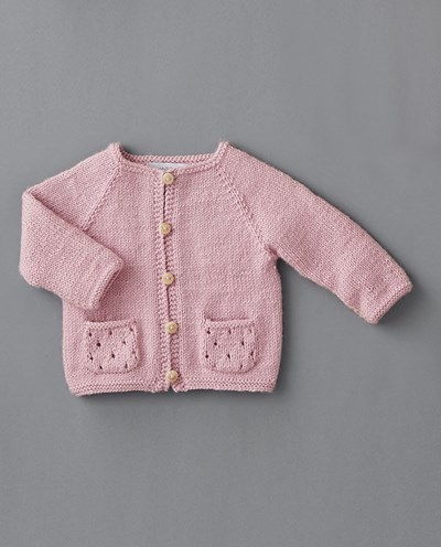 Breipatroon Vest voor meisjes