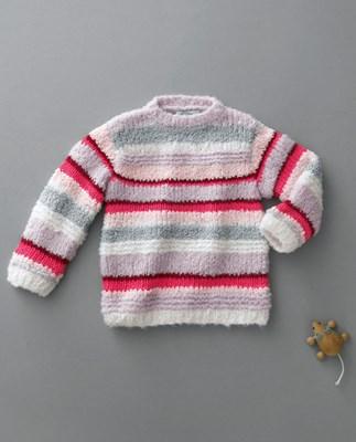 haakpatroon meisjes-trui
