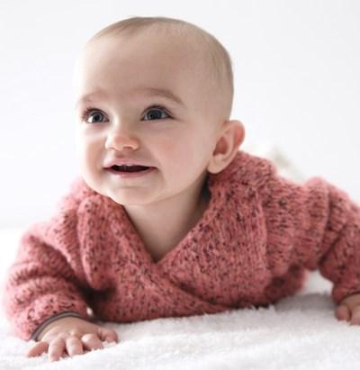 Breipatroon Babyvestje