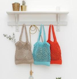 Haakpatroon tas, gemaakt van Phildar ....